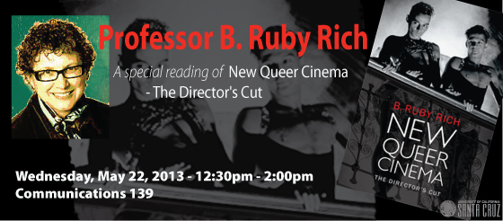 Professor B. Ruby Rich event